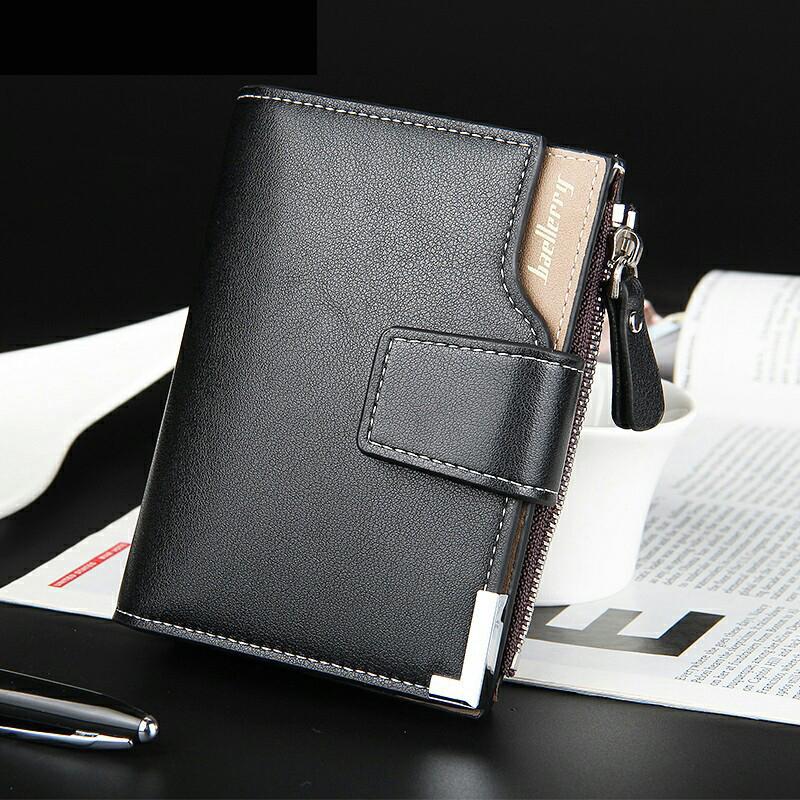 3d5b716ed3 Baellerry Elegant - Čierna pánska peňaženka