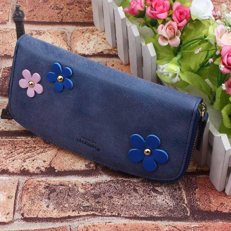 e8f1dde3c191 Prettyzys - Modrá peňaženka