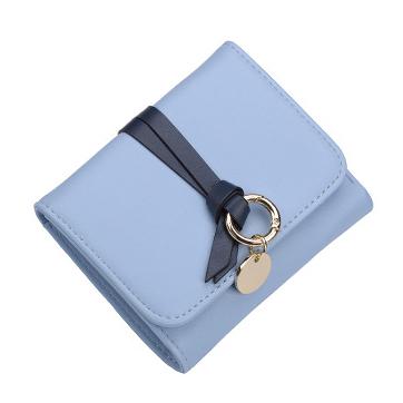 b5646537da14 Hoop malá - Modrá peňaženka